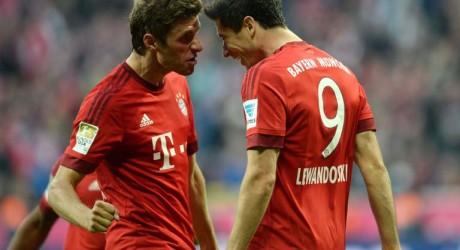 Fußball Bundesliga heute FC Bayern gegen RB Leipzig * Aufstellungen * Ergebnisse (Update)