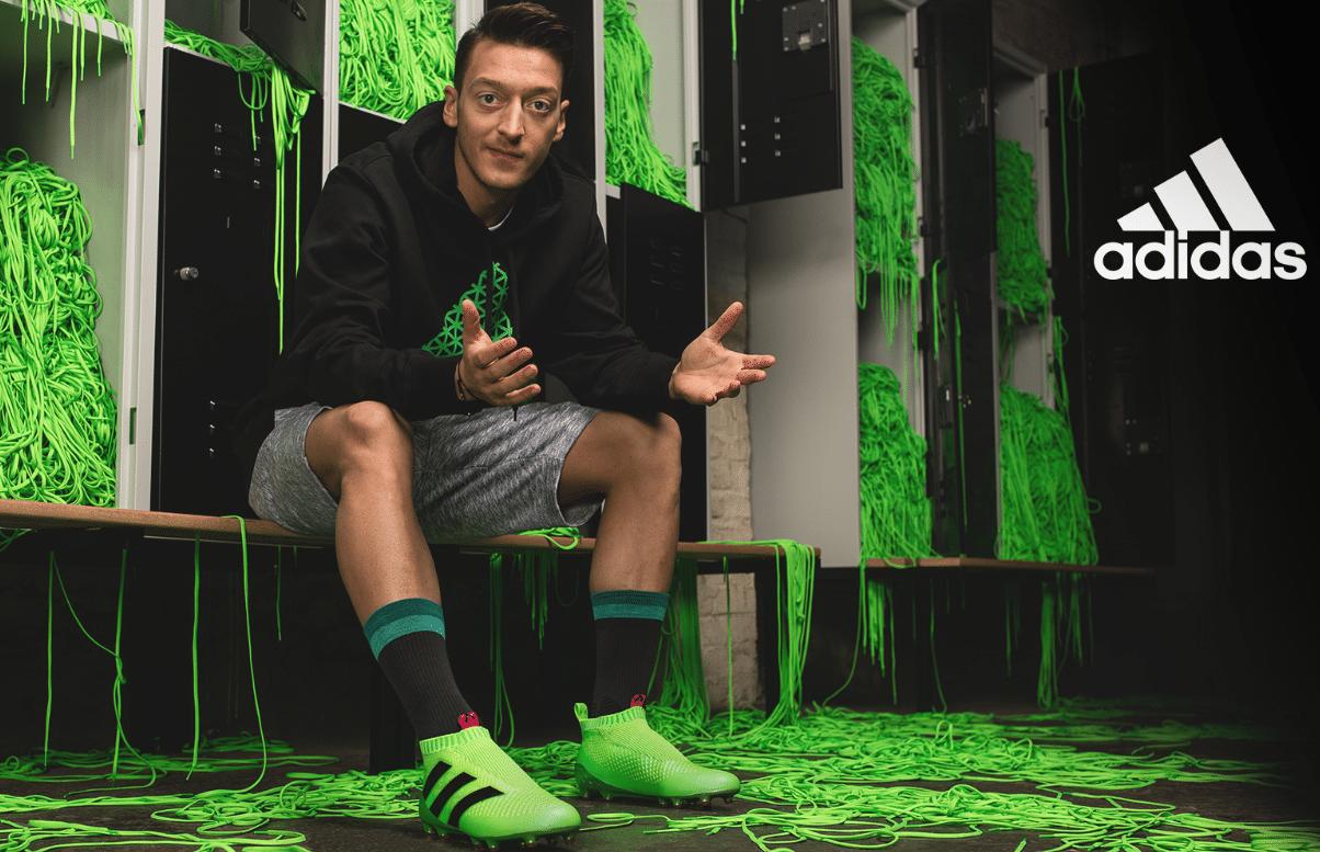 Adidas Ace 16 Fussballschuh Ohne Schnursenkel