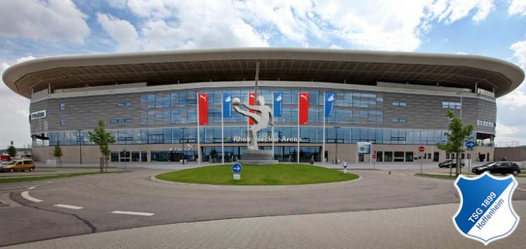 Wirsol Rhein-Neckar-Arena Sinsheim