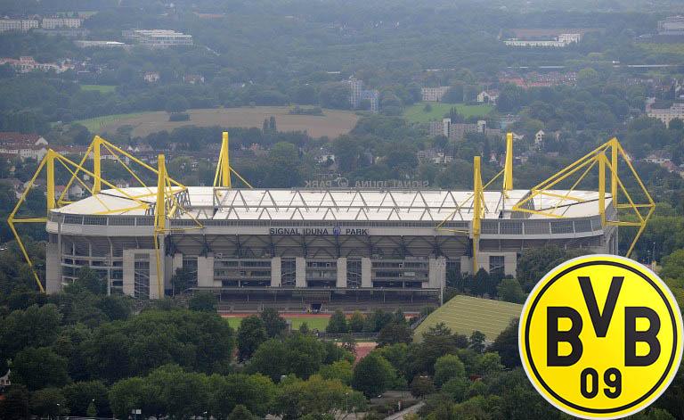 Stadien Der Bundesliga