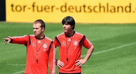 DFB-Sportdirektor Hansi Flick geht – Hrubesch kommt