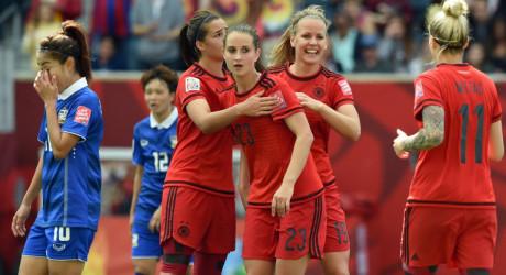 DFB-Frauen Nationalmannschaft: Kader für die USA-Reise
