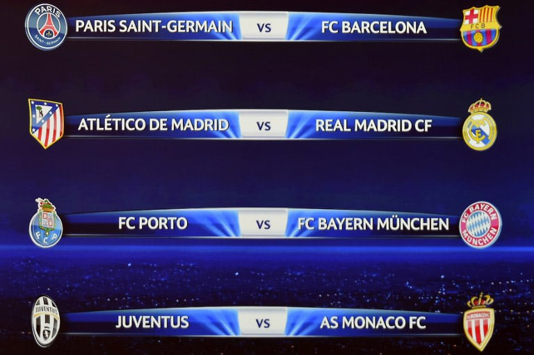 champions league viertelfinale 2017