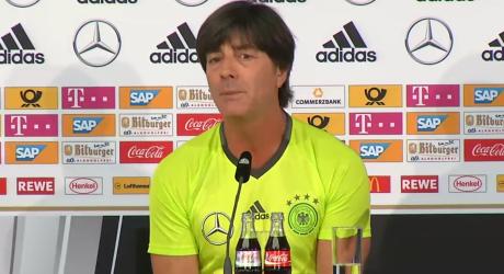 DFB Pressekonferenz heute zum Länderspiel Deutschland – England