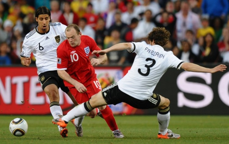 England Gegen Deutschland