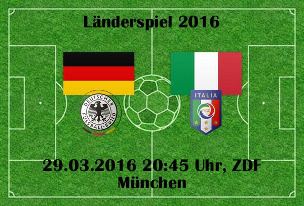 deutschland italien fussball ergebnisse
