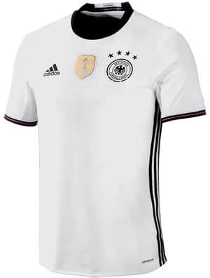 Deutschland Trikot von Antonio Rüdiger