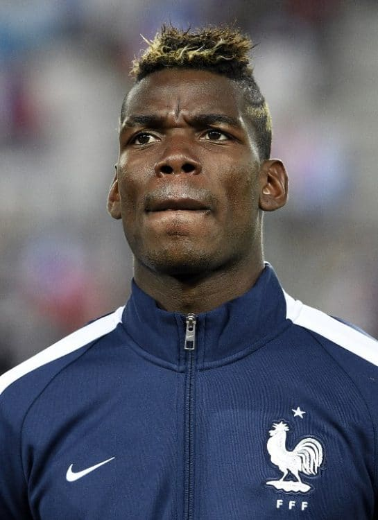 Paul Pogba / AFP PHOTO / FRANCK FIFE)