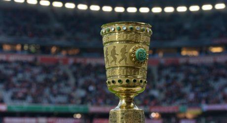 DFB-Pokal heute: Die Auslosung des Achtelfinale heute live in der ARD