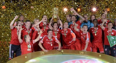 Fußball heute Abend *** DFB Pokal mit Bayern & Dortmund