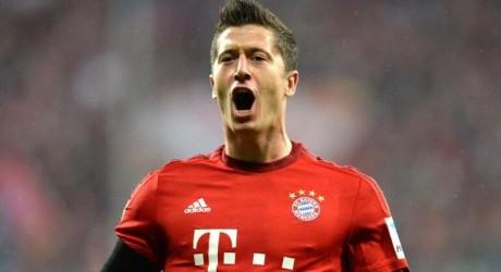 Robert Lewandowski unterschreibt neuen Vertrag beim FC Bayern