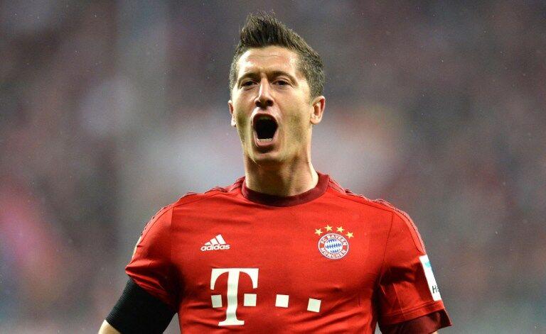 Robert Lewandowski ist seit 2014 FC Bayern München - Foto © AFP