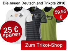 25 EUR beim Kauf eines DFB-Trikots sparen!