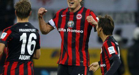 Fußball heute Ergebnisse *** Liveticker ** Bundesliga Relegation Frankfurt – Nürnberg