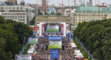 """Fußball-WM 2018 """"Public Viewing"""" wieder genehmigt"""