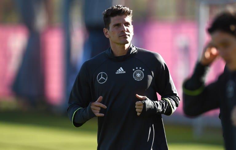 Mario Gomez im Sturm dabei?