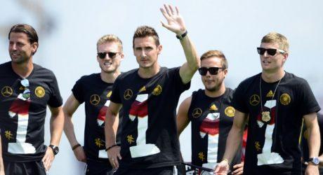 Miro Klose beendet Spielerkarriere und wird Trainer beim DFB