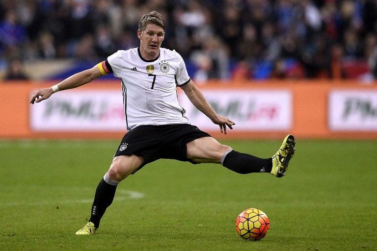 Bastian Schweinsteiger - der Kapitän der DFB-Elf.