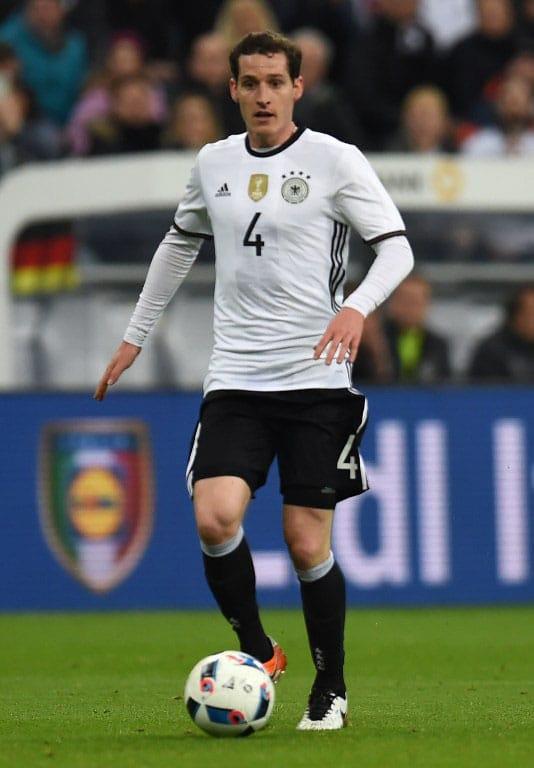 DFB-Defensivspieler Sebastian Rudy