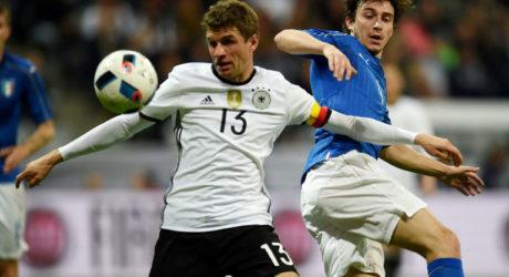 Wettquoten Deutschland gegen Italien ** Favoriten der EM 2016 heute ** Wer gewinnt das Viertelfinale Deutschland gegen Italien?