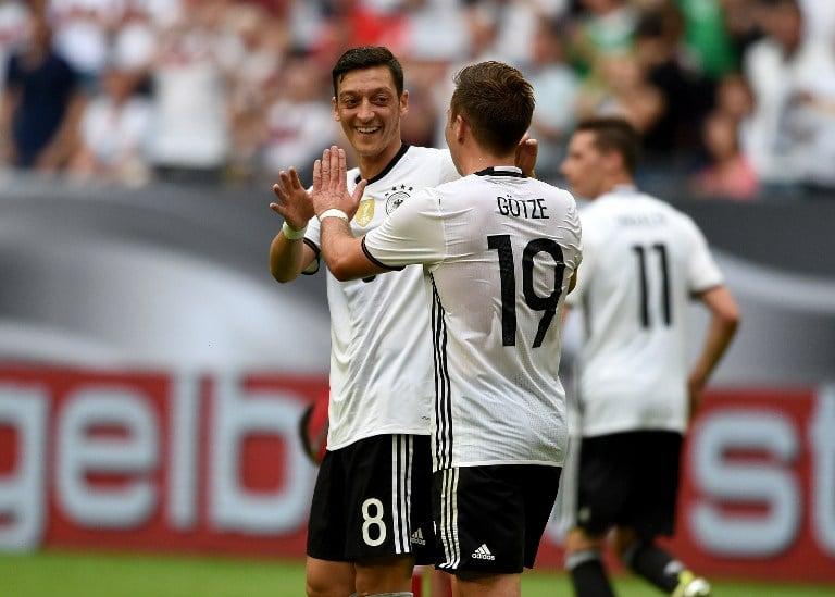 wann spielt deutschland wieder