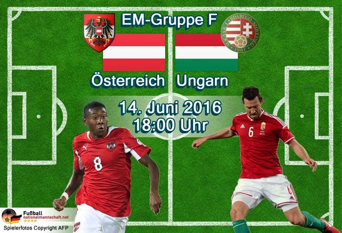 Em Spiel Г¶sterreich Ungarn