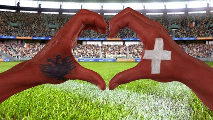 Ergebnis Albanien Schweiz