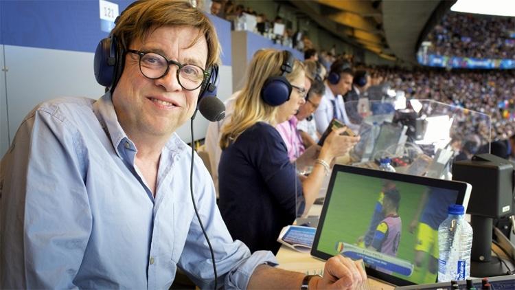 Béla Réthy kommentiert heute beim ZDF die Partie Schweiz-Franktreich