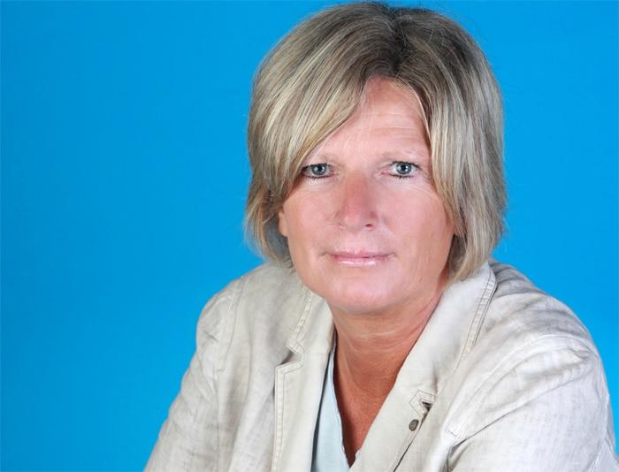 Claudia Neumann vopm ZDF kommentiert Fußball und wird im Internet angegangen