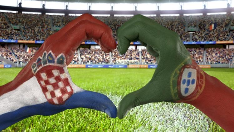 Portugal Kroatien Em
