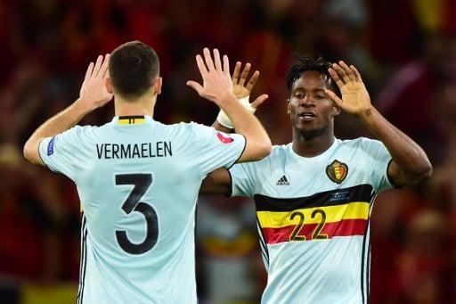 Belgien freut sich über den Einzug ins EM-Viertelfinale