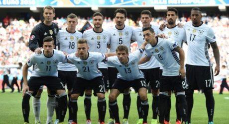deutschland viertelfinale 2017