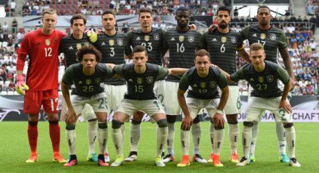 wann spielt deutschland gegen polen 2017