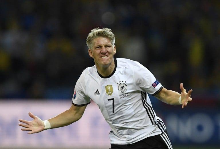 EM 2016: Bastian Schweinsteiger ist zurück