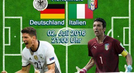 ergebnis deutschland italien