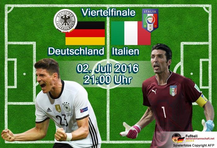 deutschland gegen italien 2017