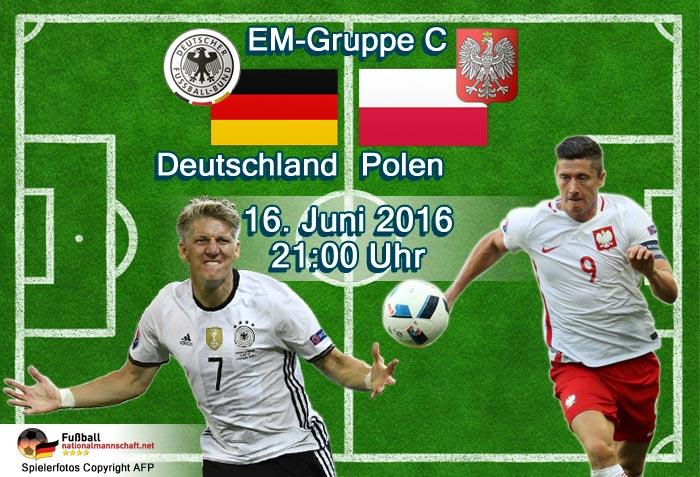 fußball deutschland gegen polen