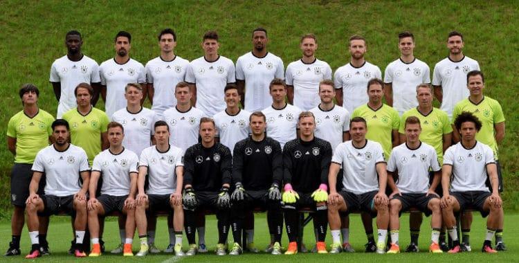 dfb nationalmannschaft kader