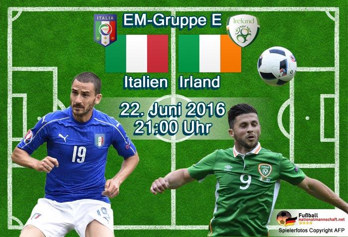 italien gegen irland em 2019