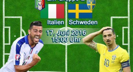 italien - schweden