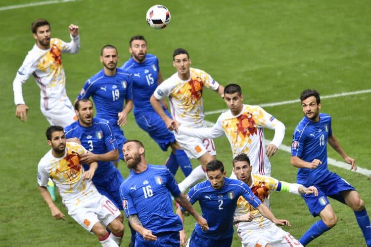 Daniele de Rossi kann vielleicht gegen Deutschland nicht spielen