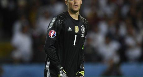 Saison-Aus für Nationaltorwart Manuel Neuer nach Fußbruch