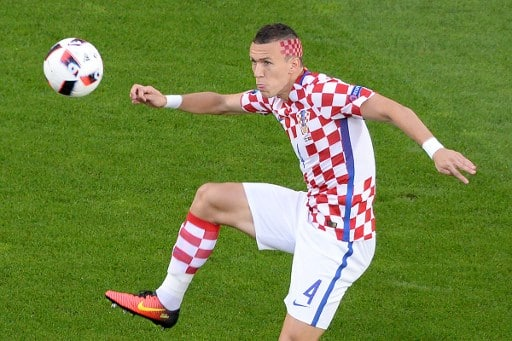 Ivan Perisic mit neuer Frisur! / AFP PHOTO / FRANCOIS LO PRESTI