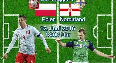 EM-Trikots 2016 vorgestellt ** Polen & Nordirland Trikots