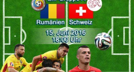 EM-Trikots 2016 vorgestellt: Schweiz & Rumänien Trikots + Aufstellungen heute