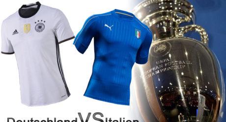 Em Trikots heute Abend * weißes Deutschland Trikot 2016 gegen Italien – In welchen Trikots spielt Deutschland heute?