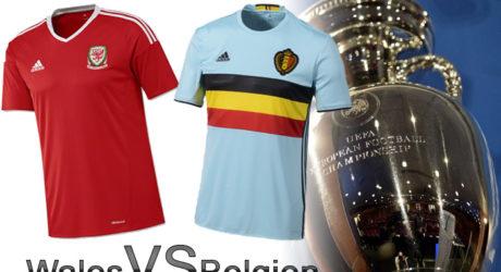 EM Trikots von adidas: Wales oder Belgien – wer gewinnt heute Abend?
