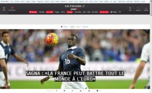 Die Presseschau zum EM-Viertelfinale Frankreich gegen Island