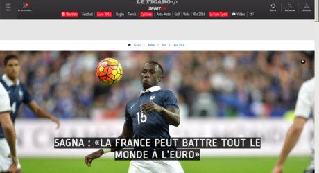 Pressestimmen zu Frankreich – Island am 3./4.07.2016 ** EM Viertelfinale *** Update Montag