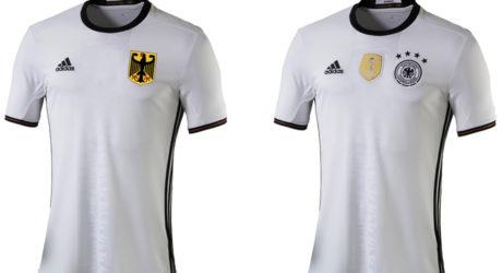 Fußball bei Olympia: Deutschland Trikots ohne DFB-Adler